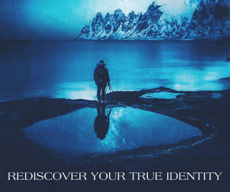 Rediscover your white identity